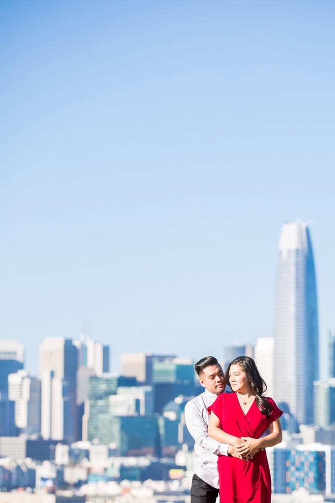 Leah & Boo - Photo by Mike Phan Photography