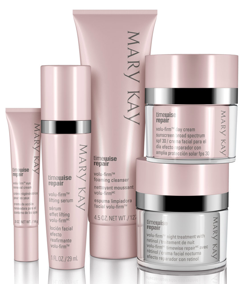 Mary Kay Cosmetics TimeWise Repair Volu Firm Set