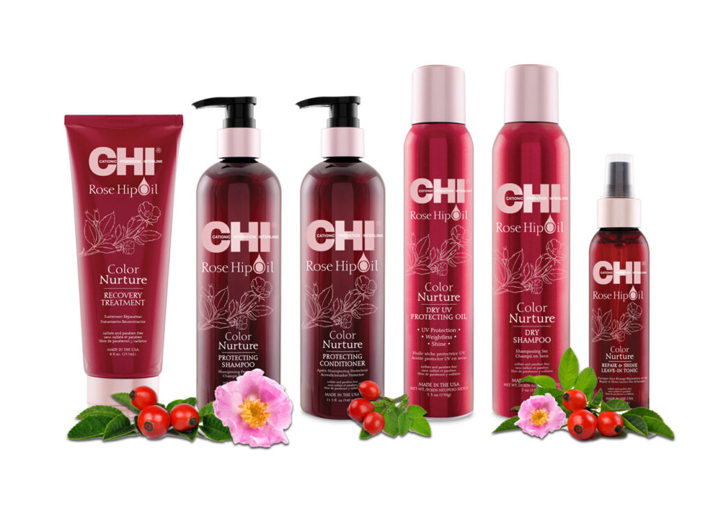 CHI Rose Hip Oil Products
