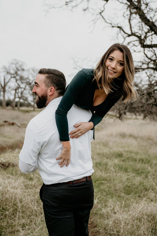 Engagement Photos by Jeff Hall Photography