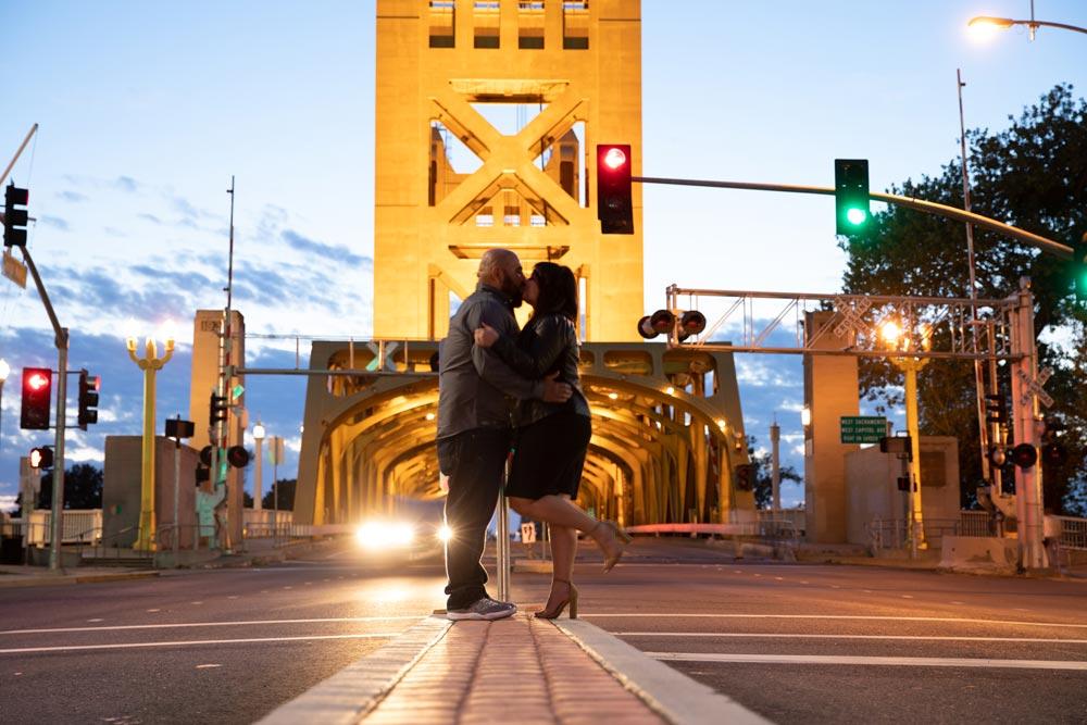 Jennifer & Jose Engagement at Sacbride.com