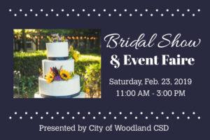 Woodland Bridal Show & Event Faire
