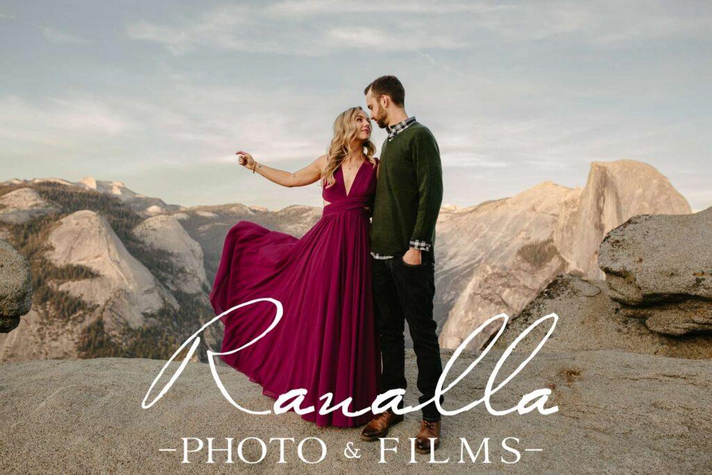 Engagement Photo by Ranalla Photo & Films